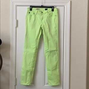 Women's AG Stretch Jeans